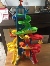 Fisher Price Little People City Sky Way in Spangdahlem, Germany