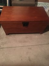 Coffee Table Storage Trunk in Oswego, Illinois
