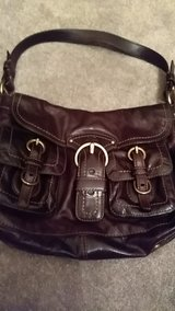 Genuine Leather Coach Handbag in Stuttgart, GE