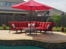 Patio furniture in Pearland, Texas