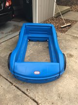 Little Tikes Toddler Car Bed in Naperville, Illinois