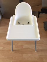 IKEA high chair in Ramstein, Germany