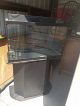 30 gallon fish tank with cabinet. in Beaufort, South Carolina