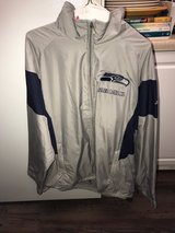 SEATTLE SEAHAWKS Team Issued Super Bowl XL Reebok Jackets - Medium *** NEW in Tacoma, Washington