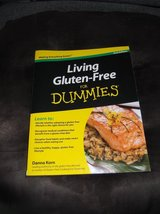 """Living Gluten Free for Dummies""  COOKBOOK in Cherry Point, North Carolina"