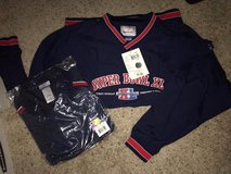 Super Bowl XL Team Issued Reebok Polo Shirt & Jacket Both Size Large - NEW in Tacoma, Washington
