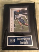 SEATTLE SEAHAWKS 5X7 PLAQUES *** 6 Players to choose from (see pics) *** NEW *** in Tacoma, Washington
