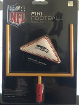 SEATTLE SEAHAWKS FIKI FOOTBALL GAME with Replica Field *** NEW *** in Fort Lewis, Washington