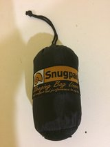 Snugpak Silk Sleeping bag liner in Okinawa, Japan