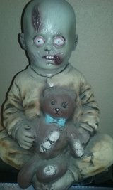 zombie baby Halloween prop... in Yucca Valley, California