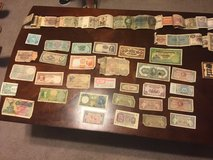Vintage ww2 currency in Beaufort, South Carolina