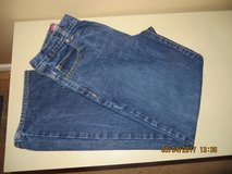 Boy's Old Navy Dark Wash Jeans-Size 16R (29X29)-Adjustable Waist-Like New in St. Charles, Illinois