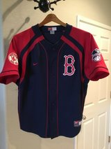 NIKE Buttoned Jersey (BOSTON RED SOX) in Fairfield, California