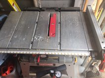 "10"" Table Saw in Tacoma, Washington"