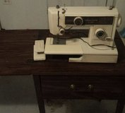 Kenmore sewing machine and table in Byron, Georgia