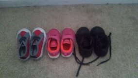 Sneakers, dress shoes in Beaufort, South Carolina