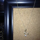 CZ Rose Necklace in Lawton, Oklahoma