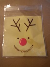 25 CHRISTMAS DEER TREAT BAGS in Schaumburg, Illinois
