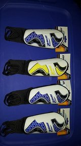 Brand New Brine Dt Pro Shinguards Size Small in Fort Campbell, Kentucky