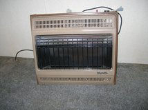 Comfort Glow, propane gas wall heater in Cherry Point, North Carolina