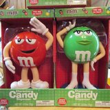 Gift Idea NEW M&M DISPENSERS - multiples of each in Aurora, Illinois