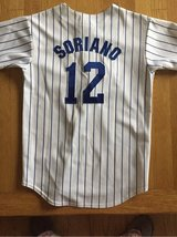 Alfonso Soriano Cubs jersey in Naperville, Illinois