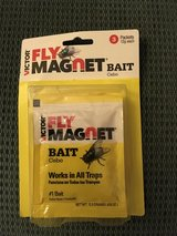 2 Fly Magnet Bait Packets in Travis AFB, California