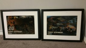 2 TONY STEWART HOLOGRAPHIC PICTURES in Fort Benning, Georgia