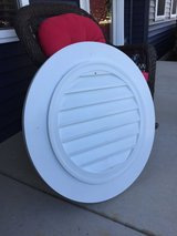 """FRESHLY PAINTED GABLE VENT 30"""" in Naperville, Illinois"""