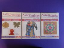 Sewing Machine Embroidery files -Elegant Angels, Holiday Lace & Anita's Lace-  131 designs in Naperville, Illinois