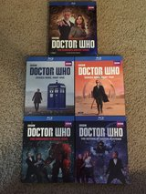 REDUCED Doctor Who Bluray Lot in Perry, Georgia