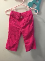 Adorable pink corduroy pants. Sz 13 mon in Okinawa, Japan