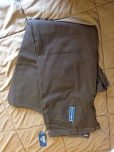 New Chaps size 12 chocolate brown slim fit pants in Manhattan, Kansas