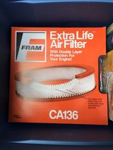 Air filter ca136 new in Plainfield, Illinois