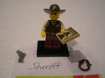 Lego Minifig Series 13 Sheriff in Sandwich, Illinois
