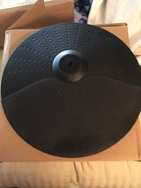 """Alesis 10"""" Single Zone Electronic Cymbal Trigger from DM7X Kit *** Like NEW *** in Fort Lewis, Washington"""