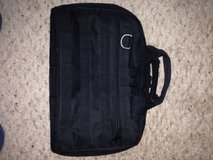 double pistol range bag with lots of storage and molle in Camp Lejeune, North Carolina