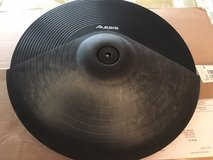 "***** Alesis 14"" Dual Zone Electronic Cymbal Trigger from DM7X Kit ***** in Tacoma, Washington"