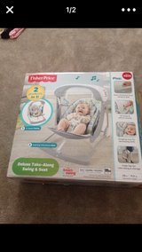 Fisher-Price Deluxe Take-Along Swing in Camp Pendleton, California