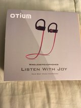 Otium Bluetooth Wireless Sports Earphones with Mic, Waterproof, HD Stereo *** NEW *** in Fort Lewis, Washington