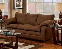 COUCH - BROWN - NEW in Fort Bragg, North Carolina