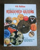 4th Edition American Premium Record Guide 1900-1965  by Les Docks in Lawton, Oklahoma