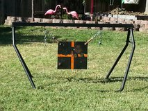 Folding Rifle, Pistol target or gong stand in Travis AFB, California