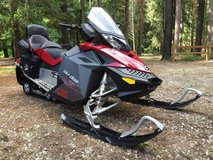 2008 Ski Doo GSX 600 Limited Touring Snowmobile in Tacoma, Washington