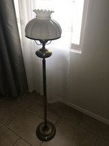 Beautiful Brass lamp in Yucca Valley, California