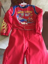 Disney collection cars costume in Travis AFB, California