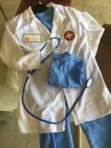 Kid's Dr. Costume in Travis AFB, California