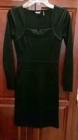 size xs fitted stretch dress.. black in Perry, Georgia