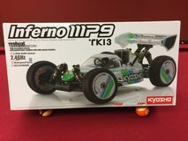 Kyosho MP9 TK13 1/8 scale Buggy in Leesville, Louisiana