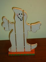 """wood ghost 10-1/2 x 8"""" in Naperville, Illinois"""